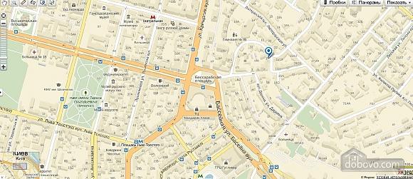 Простора квартира в центрі міста, 2-кімнатна (39644), 010