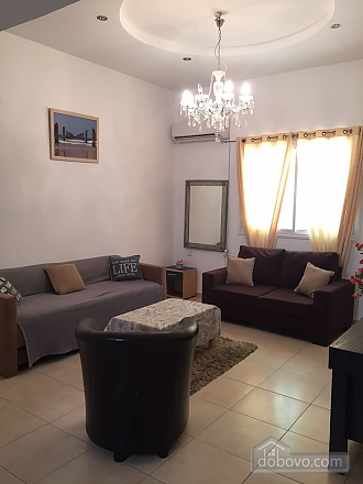 Spacious apartment without stairs, Un chambre (24470), 001
