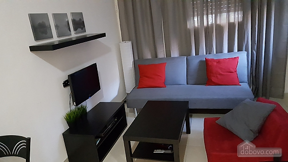 Apartment in central Tel Aviv for a weekend, One Bedroom (19331), 010