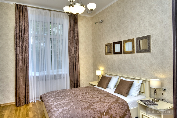Apartment with 2 bedrooms and balcony near Maidan, Two Bedroom (80306), 001