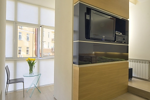 Studio apartment with jacuzzi near Maidan, Studio, 003
