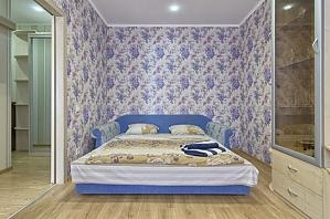 Классная квартира для двоих на Дружбы Народов, 1-комнатная, 001