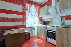 Cool apartment for two on Druzhby Narodiv, Studio, 004