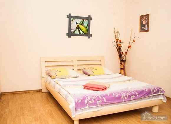 Cozy apartment on Pozniaky, One Bedroom (67165), 001