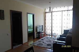 Апартаменти, 2-кімнатна, 001