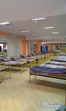 Osa фітнес хостел в центрі, 1-кімнатна (88759), 006