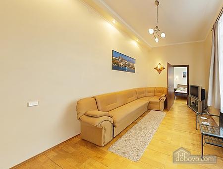 Просторная квартира в центре, 2х-комнатная (13738), 002
