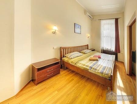 Просторная квартира в центре, 2х-комнатная (13738), 001