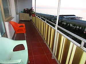 Apartment near the sea, Four Bedroom, 011