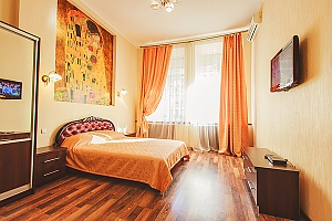 Stylish apartment near the metro, Due Camere, 001