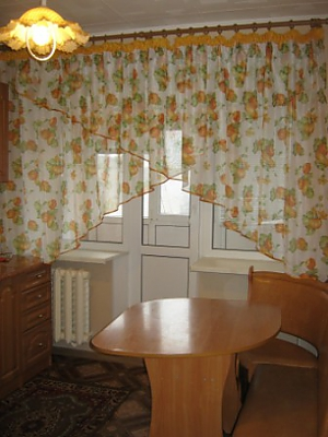 Apartment in the center of Berdyansk, Monolocale, 004