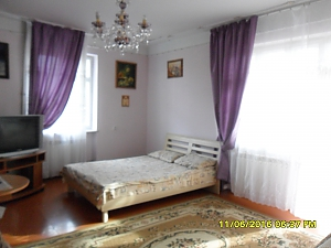 House with separate rooms, Two Bedroom, 004