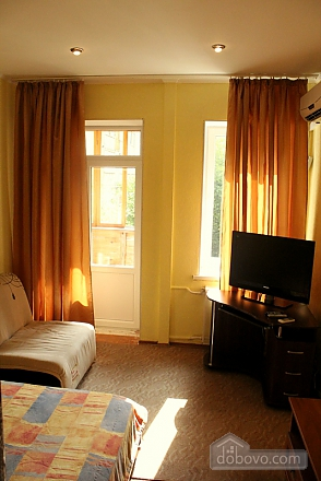 Тихая квартира возле Дворца Украины, 1-комнатная (77015), 002