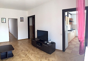 Good apartment near Pecherska metro station, Un chambre, 004