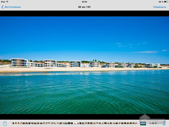 Apartments near the sea, Two Bedroom (62392), 002