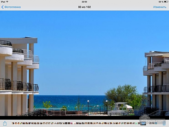 Apartments near the sea, Two Bedroom (62392), 003