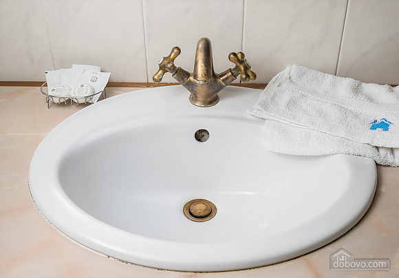 Spacious two bedroom apartment with Jacuzzi and fireplace opposite the Opera theatre, Deux chambres (71791), 011