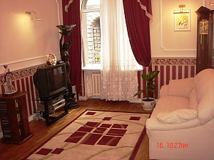 One bedroom apartment on Bankova (163), Un chambre, 002