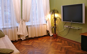 Apartment in Odessa historical center, One Bedroom, 002