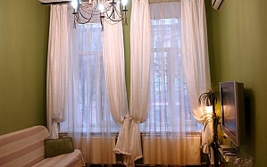 Apartment in Odessa historical center, Una Camera, 003