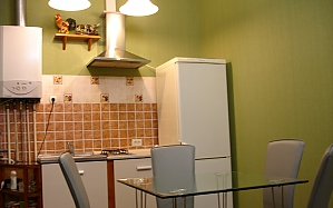 Apartment in Odessa historical center, One Bedroom, 004