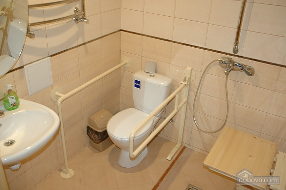 Room for people with wheelchairs, Studio (74718), 002
