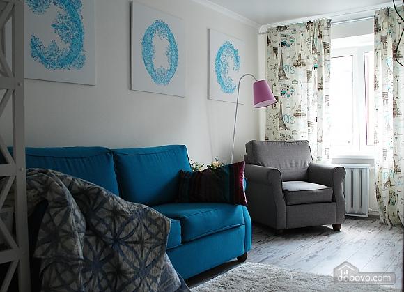 White-blue serenity, Zweizimmerwohnung (34526), 001