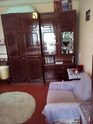 Затишна квартира біля Виставкового центру, 1-кімнатна, 003