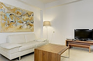 Apartment between the sea and the Ichilov hospital, Un chambre, 003