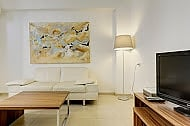Apartment between the sea and the Ichilov hospital, Un chambre, 004