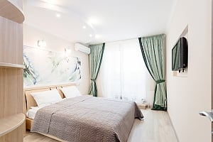 Luxury apartment in the green zone, Un chambre, 002
