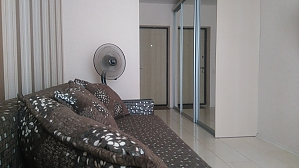 Комфортабельная квартира студио метро Алексеевская, 1-комнатная, 002