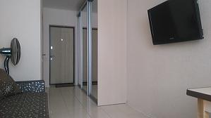 Комфортабельная квартира студио метро Алексеевская, 1-комнатная, 003
