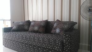 Комфортна квартира студія метро Олексіївська, 1-кімнатна, 001