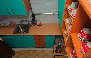 Double room Privat, Monolocale, 004