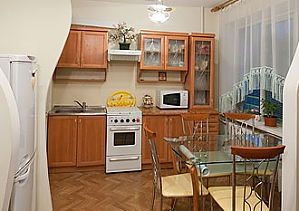 Cozy and stylish apartment at Radyanska street, One Bedroom, 008