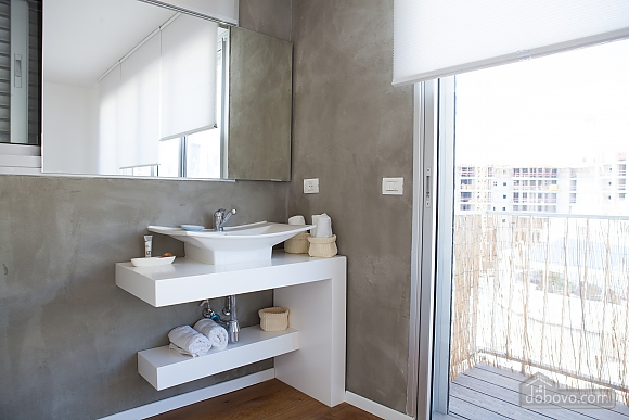 Downtown city view penthouse, Dreizimmerwohnung (12161), 009