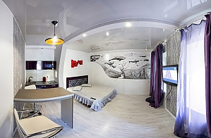 Studio apartment, Monolocale, 001