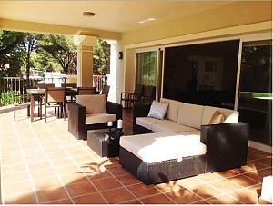 Exclusive villa of 6 bedrooms in Las Chapas, Six (+) chambres, 001
