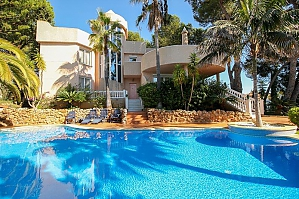 Beautiful Villa Grace of Marbella, Three Bedroom, 002