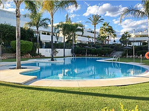 Apartment with terrace in Puerto Banus, Two Bedroom, 001