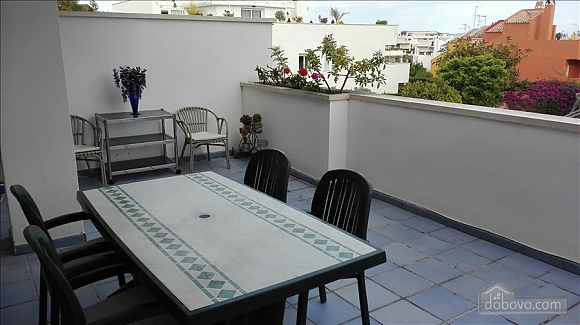 Apartment with terrace in Puerto Banus, Deux chambres (89768), 014