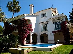Villa Miranda in Calahonda, Vierzimmerwohnung, 001