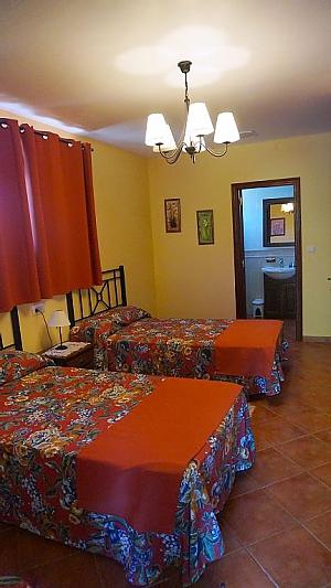 Casa de Padron, Cinq chambres, 002