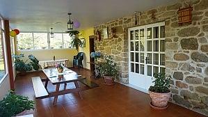 Casa de Padron, Cinq chambres, 011