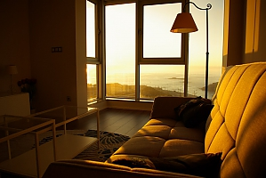Piso Torre de Hercules, Zweizimmerwohnung, 004