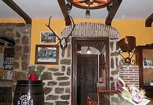 Деревенский дом Кортихо Ла Харана Реаль, 7+ комнат, 002