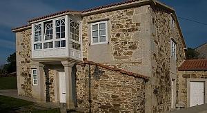 Casa A Ria do Anllons, Fünfzimmerwohnung, 001