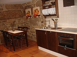 Casa Curbeiros, Un chambre, 004