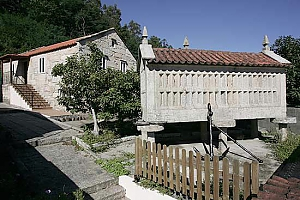 Traditional Galician house, Four Bedroom, 001